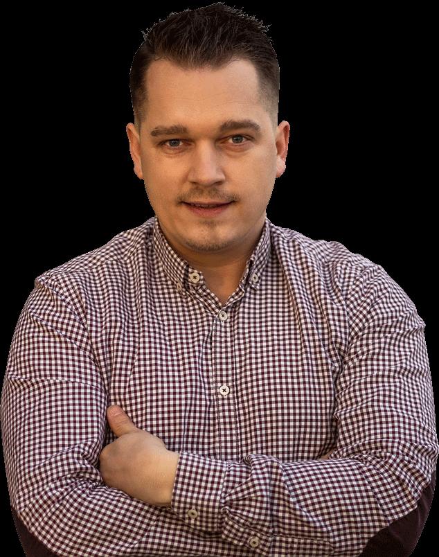 KFZ-Gutachter Patrick Eiserbeck